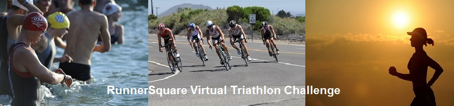 RunnerSquare Virtual Triathlon Challenge