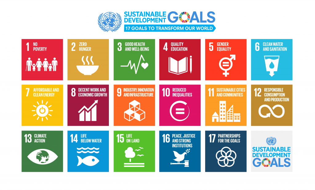 Goals to Transform our World